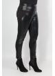 брюки Кожа (чёрный)