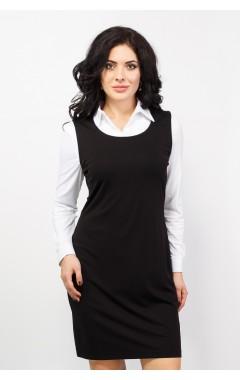 Платье Кристи (черный)