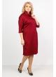 Платье Лада (бордовый)