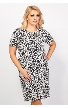 Платье Лаванда (чёрный)