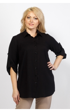 Блуза Лера (черный)