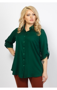 Блуза Лера (зелёный)