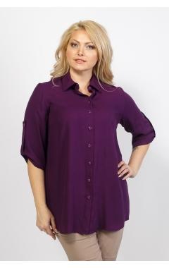 Блуза Лера (фиолет)