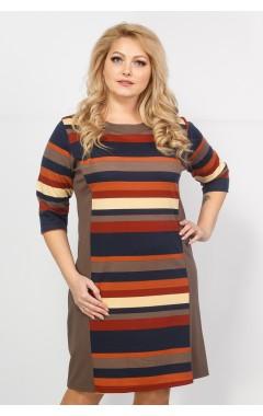 платье Линда (капучино)