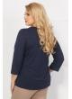 Блуза Люция (тёмно-синий)