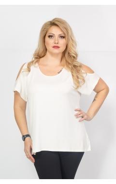 Блуза Малибу (бежевый)