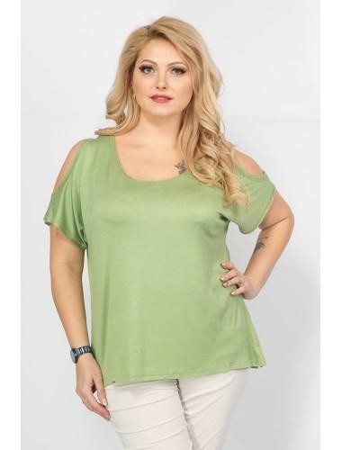 Блуза Малибу (фисташковый)
