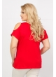 Блуза Малибу (красный)