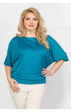 Блуза Милена (светло-зеленый)