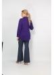 Блуза Натали (фиолет)