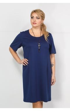 Платье Николь (синий)