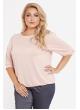 Блуза Нина (розовый)