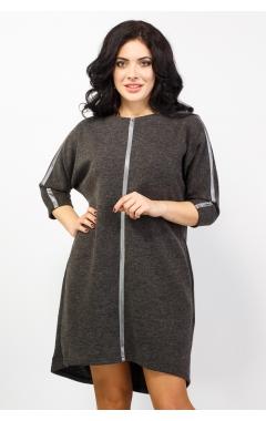 Платье Остин (серый)