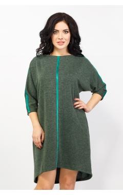 Платье Остин (зелёный)