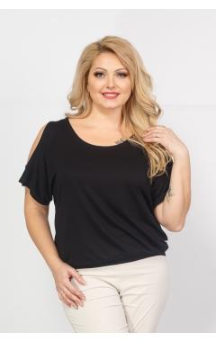 Блуза Пляж (черный)