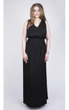 Платье Полина (чёрный)