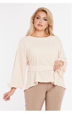 блуза Регина (бежевый)