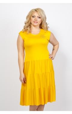 Сарафан Салют (жёлтый)