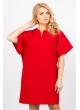 платье Селин (бордовый)
