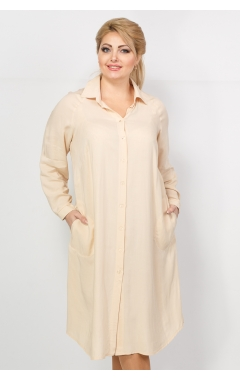 Платье Техас (молочный)