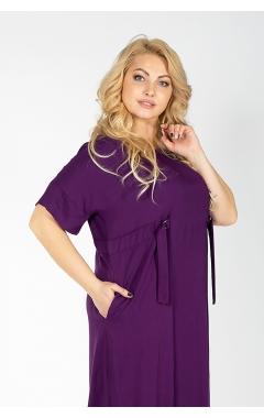 Платье Вирса (фиолет)