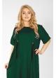 платье Вирса (зеленый)