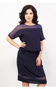 Платье Влада (темно синий)