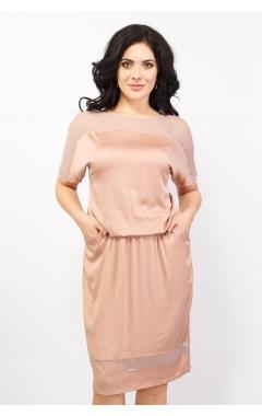 Платье Влада (пудровый)