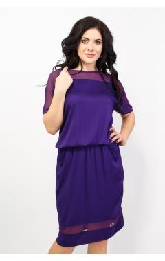 Платье Влада (фиолетовый)