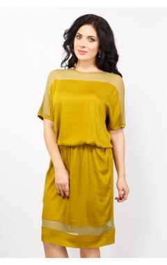 Платье Влада (оливковый)