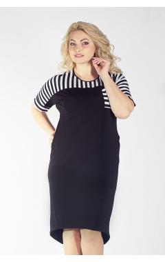 Платье Ялта (чёрный)