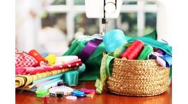 Разновидности, свойства и применение различных тканей для пошива женской одежды