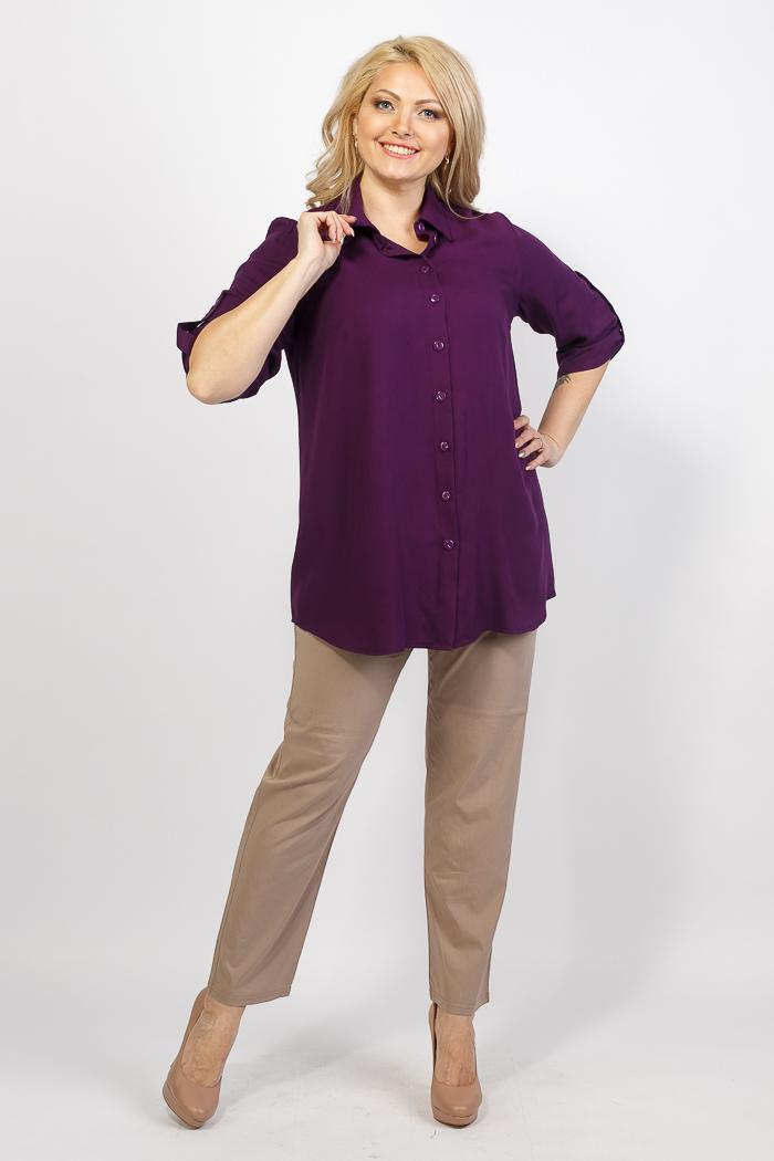 блузы и брюки больших размеров