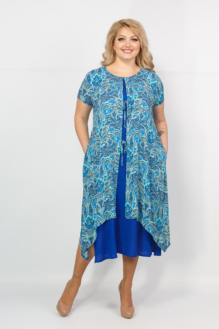 модные платья для женщин plus size