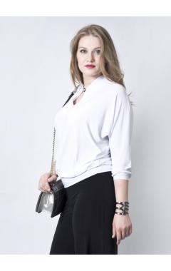 блуза Лондон (белый)