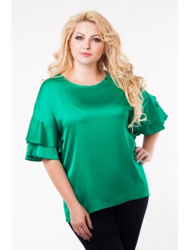 Туника Марина (зелёный)