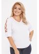 блуза Румба (белый)