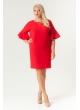 платье Сабина (красный)
