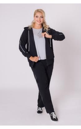 спортивный костюм Лайф (чёрный)