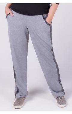 брюки Вена (тёмно-серый)