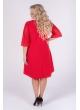 платье Барселона (красный)