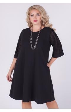 платье Барселона (чёрный)