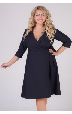 платье Орфей (тёмно-синий)