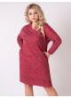 платье Ариша (красный)