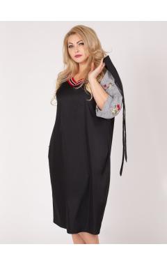 платье Ривьера (чёрный)