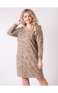 платье Ариша (бежевый)