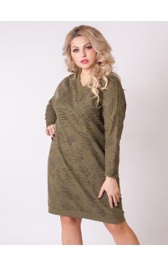 платье Ариша (зелёный)