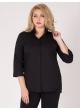 блуза Матэ (чёрный)