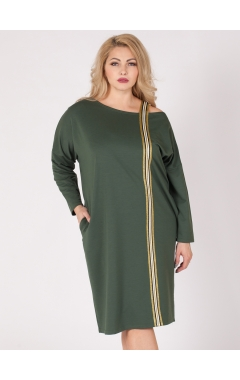 платье Спортшик (зелёный)