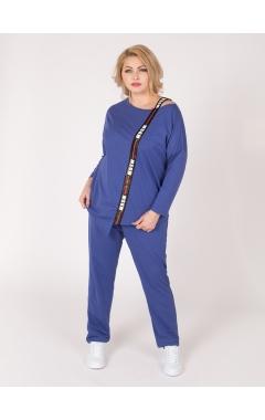 спортивный костюм Трейси (голубой)
